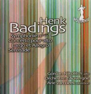 Henk Badings, le Hollandais étonnant