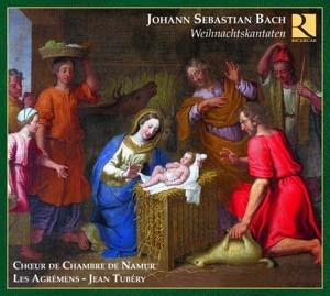 Tubéry nous offre des cantates du temps de Noël incandescentes