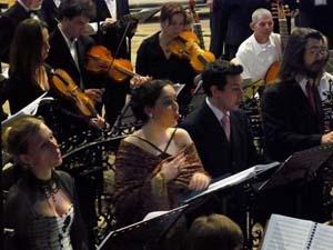 De Venise à Kromeriz: mise en scène de la fête liturgique