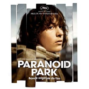Paranoid Soundtrack