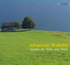 Sonates pour violon et piano de Brahms
