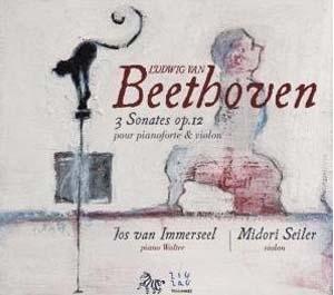 Sonates de Beethoven pour piano et violon
