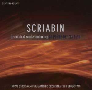Curieuse intégrale Scriabine