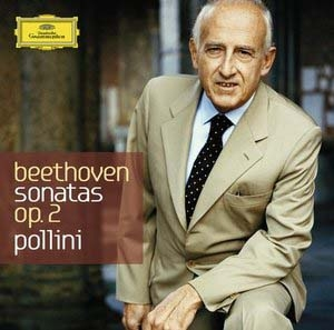 Admirable Pollini dans l'opus 2 de Beethoven