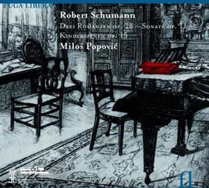 Milos Popovic pour un Schumann élégant mais sans surprise