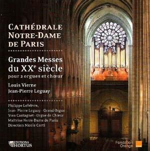 Deux messes pour Notre-Dame de Paris