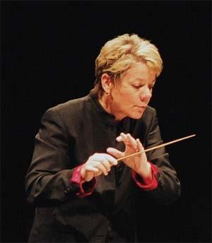 Marin Alsop inspirée par la Symphonie de « Son Monde »…