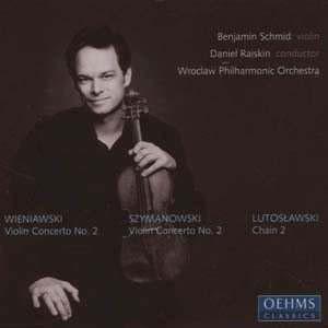 Un siècle de violon polonais au carré