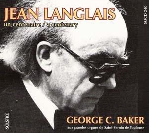 Hommage pour le centenaire de Jean Langlais