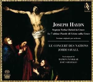Les Sept dernières Paroles du Christ de Haydn: un Message spirituel et esthétique