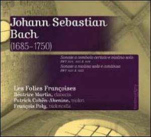 Les Folies Françoises rencontre Bach