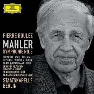 Fin de l'intégrale Mahler de Pierre Boulez