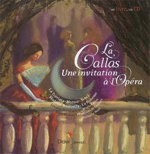 A la découverte de l'Opéra avec Maria Callas