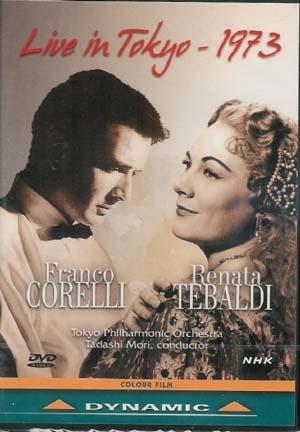 Franco Corelli et Renata Tebaldi en 1973, necessaire?