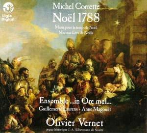 Michel Corrette fête Noël sur des thèmes populaires