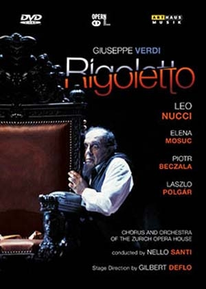 Rigoletto, bouffon triste