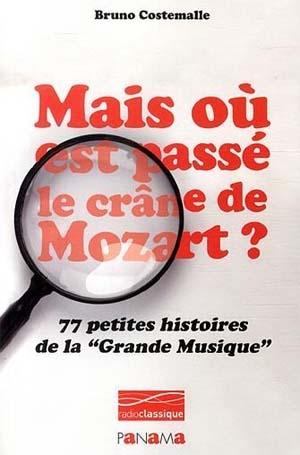 Mais où est passé le crane de Mozart …