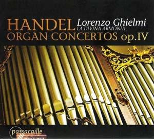 L'orgue de Haendel aux senteurs de l'Italie