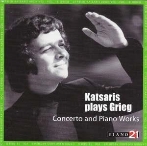 Katsaris joue Grieg