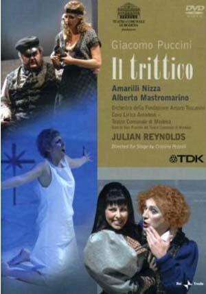 Il Trittico au « Teatro comunale » de Modène