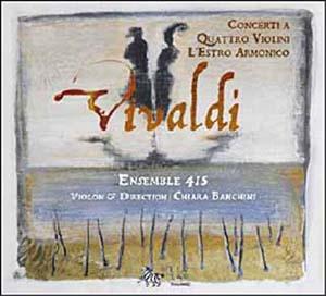 Vivaldi: Couleurs et chatoiements des violons