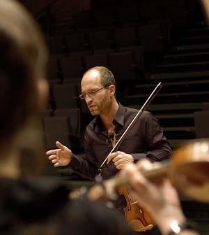 L'art du violon à son sommet par Locatelli