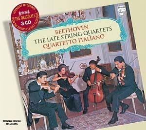 Beethoven: dernière étape au pays du Quatuor à cordes