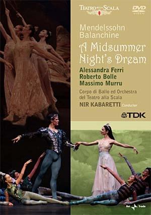 Le songe d'une nuit d'été au Teatro alla Scala