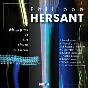 Philippe Hersant aime la bagatelle