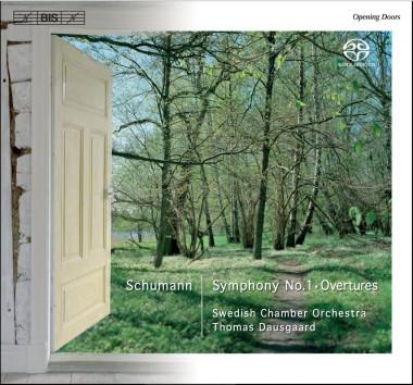 Schumann_Symphony no. 1 et Ouvertures_Thomas Dausgaard_BIS Records