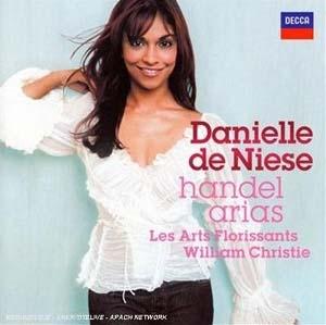 Danielle de Niese: Charisme et expressivité