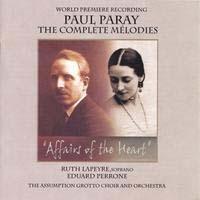 Le Révérend Père Eduard Perrone ressuscite le compositeur Paul Paray