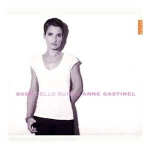 Anne Gastinel, heureux flash Bach
