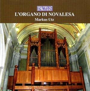 L'organo di Novalesa (Turin)