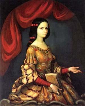 Une femme à Saint Germain des Prés