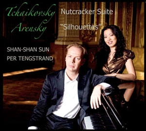 3 Russes + 2 pianistes = 1 album de Suites pour 2 pianos
