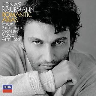 Jonas Kaufmann Romantic Arias