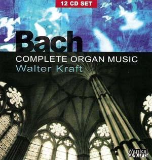 Une intégrale en tous points historique de l'oeuvre d'orgue de Bach