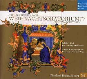 Bach/Harnoncourt: c'est Noël à Pâques!