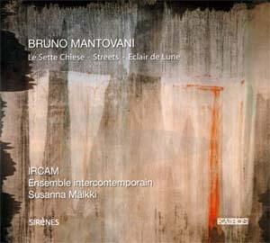 L'énergie sonore et le caractère contemplatif de Bruno Mantovani