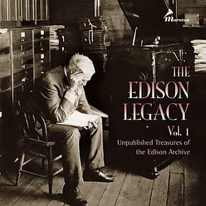 Edison et le disque