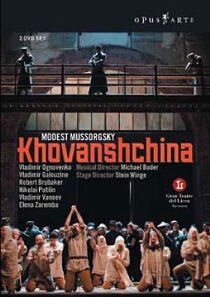La Khovanchtchina, histoire de revanches