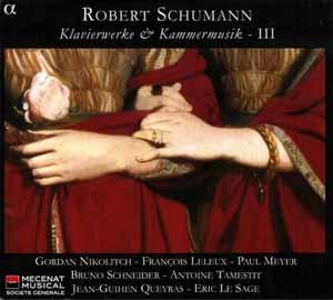 Schumann à deux, c'est encore mieux!