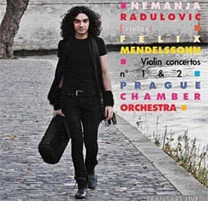Nemanja Radulovic interprète Mendelssohn