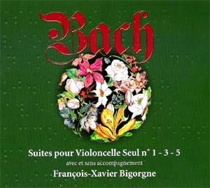Le pouvoir obsessionnel des suites pour violoncelle de Bach