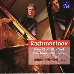 Rachmaninov, école belge: une question de goût?