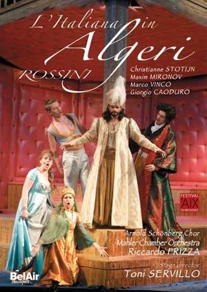 La quintessence absolue de l'opéra buffa rossinien
