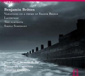 Britten trouve là d'ardents défenseurs