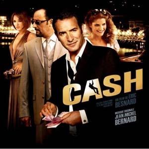 Cash et son talentueux Saint-Bernard …