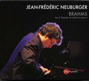 Jean-Frédéric Neuburger dans Brahms